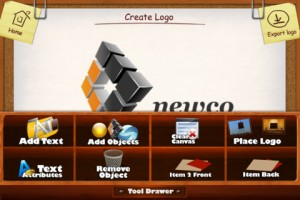 creation logo ipad gratuit