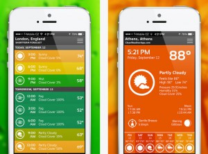 color-forecast-contacts-app-gratuite-iphone-ipad-du-jour-2